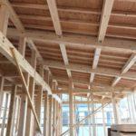 新築住宅の建設をしています